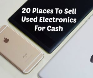 20+ Places To Sell Used Electronics For Cash