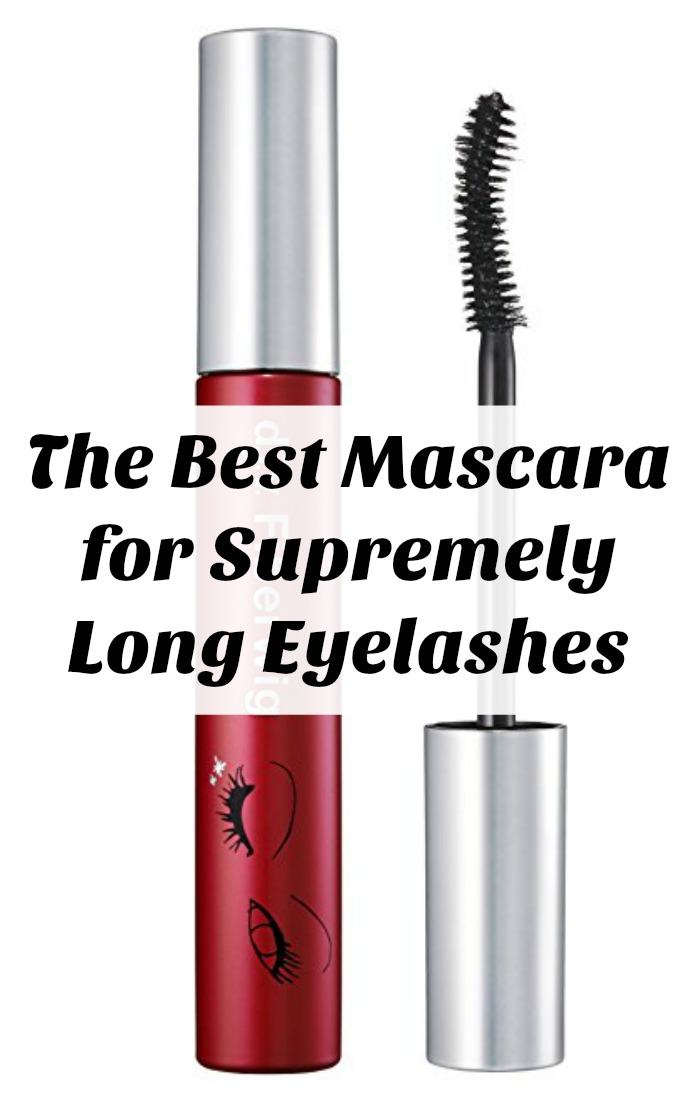 The Best Mascara for Supremely Long Eyelashes