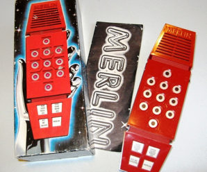 Who Has A Vintage Merlin Game?