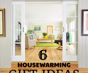 6 Housewarming Gift Ideas for New Homeowners