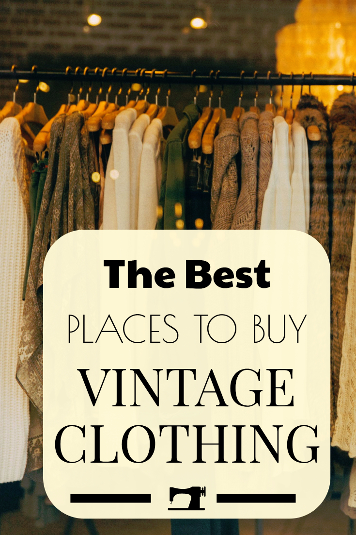 Best place to buy vintage clothing to resell