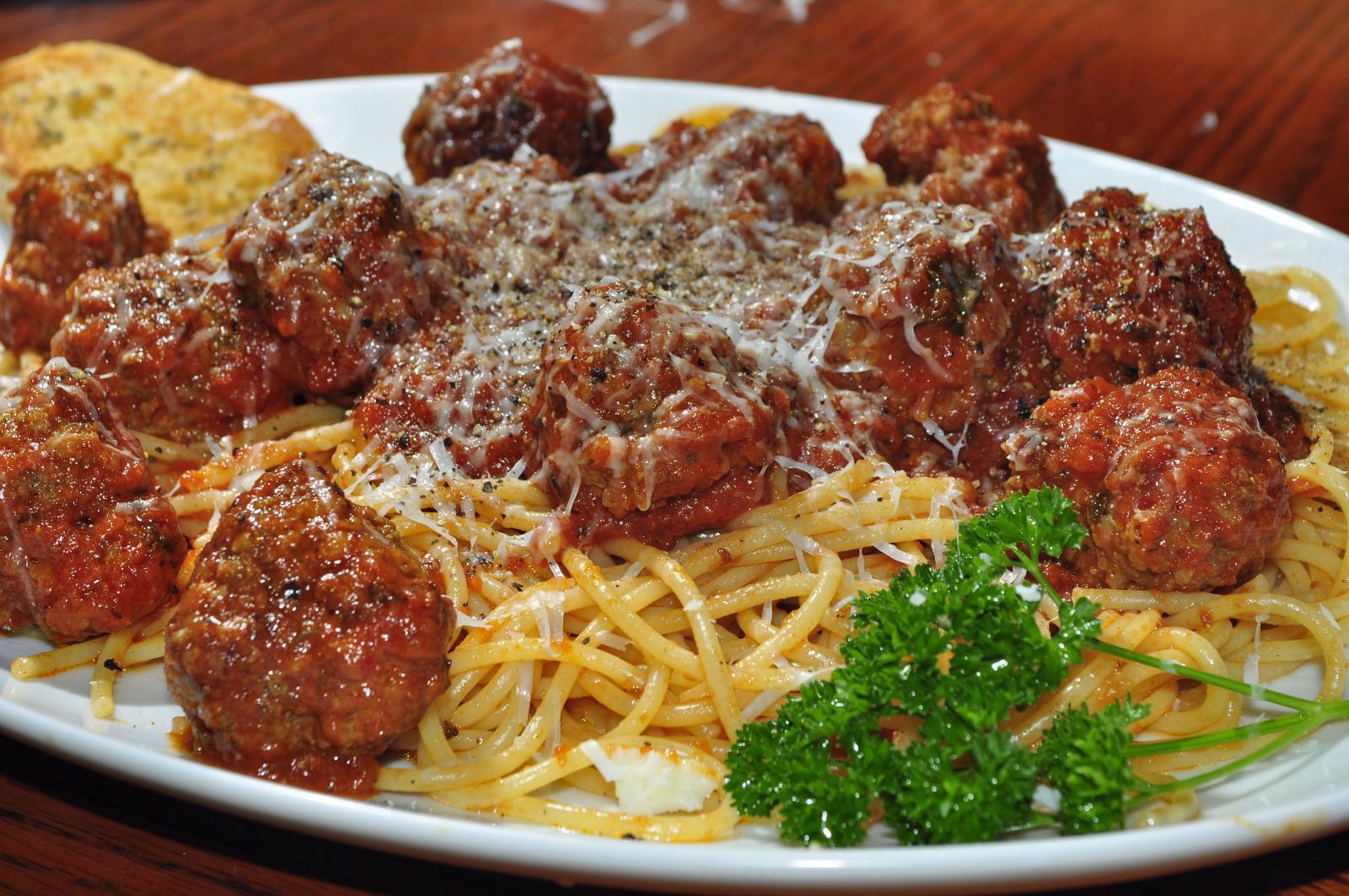 Spaghetti & Meatballs Recipe