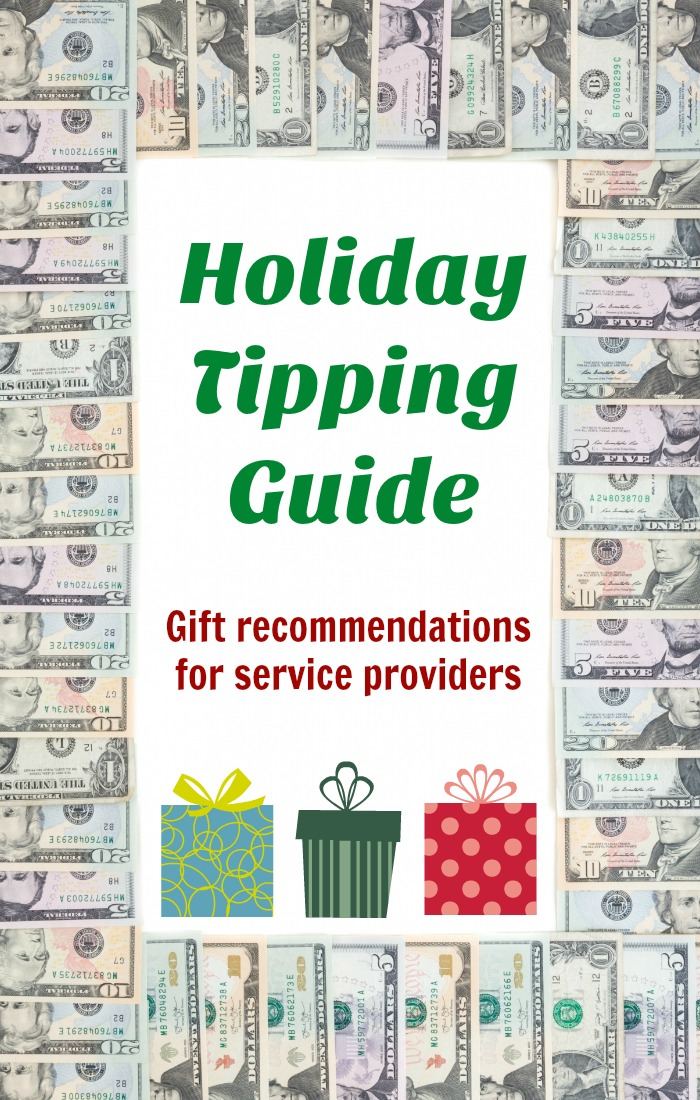 The Holiday Tipping Guide