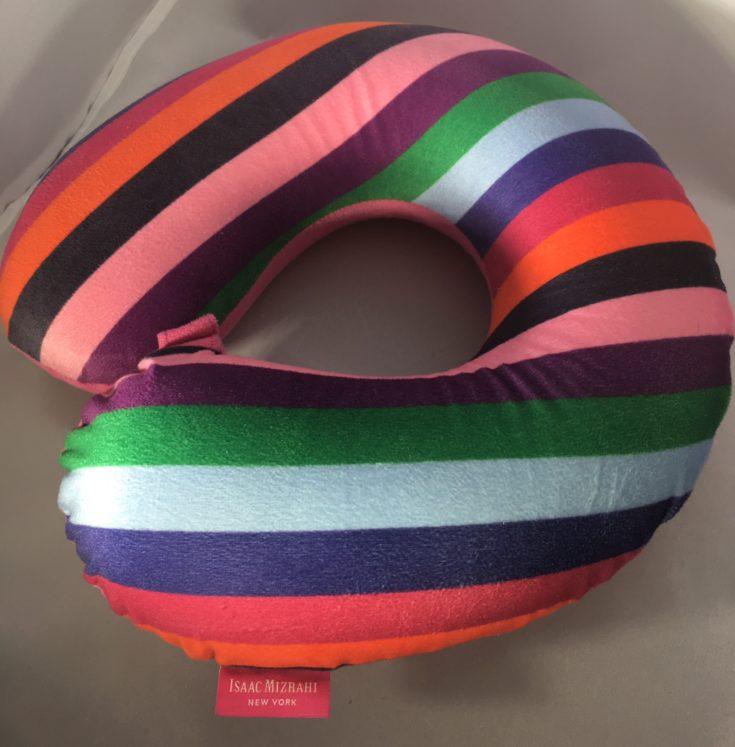 Isaac Mizrahi Therapeutic Polyurethane Foam Pillow