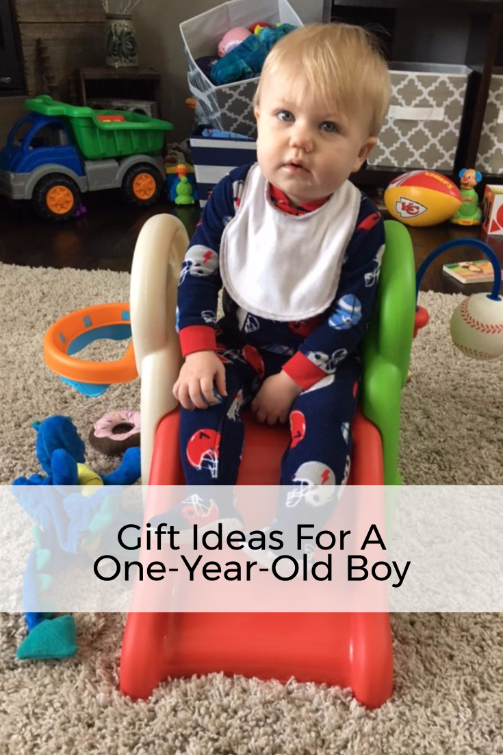 Gift Ideas For A One-Year-Old Boy