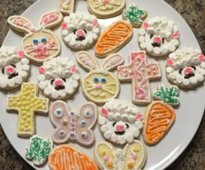 Easter Dessert Recipes: Cookies, Candy, Cake