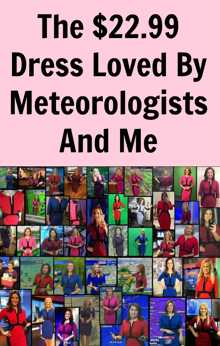 The $22.99 Dress Loved By Meteorologists And Me