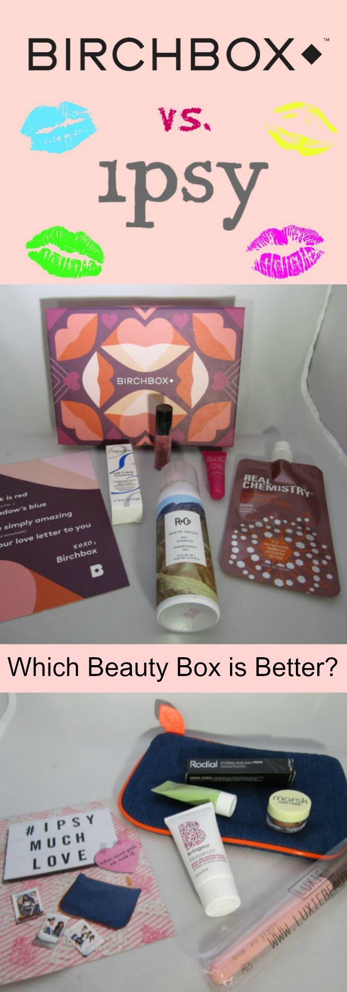 Ipsy Vs. Birchbox Beauty Box: Which Is Better?