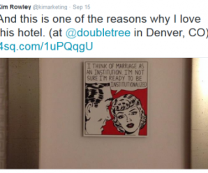 Never Tweet Your Hotel Location! Here's Why