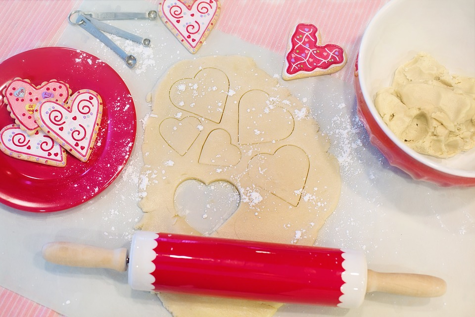Valentine S Day Frosted Sugar Cookies Recipe Shopping Kim