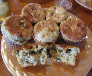 Nutritious Gluten-Free Blueberry Muffins