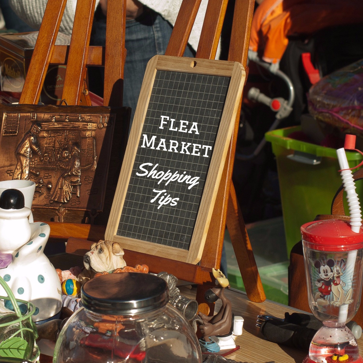 Tips For Flea Market Shopping