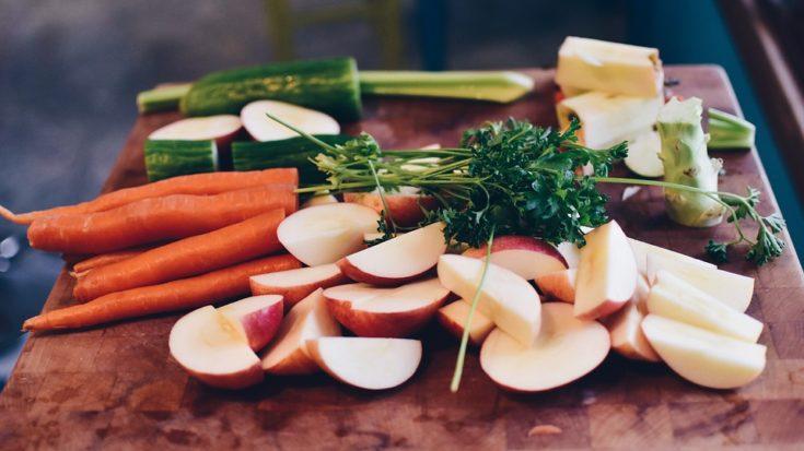 Preparing Ingredients