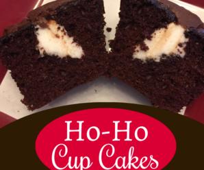 Ho-Ho Cupcake Filling & Frosting Recipe