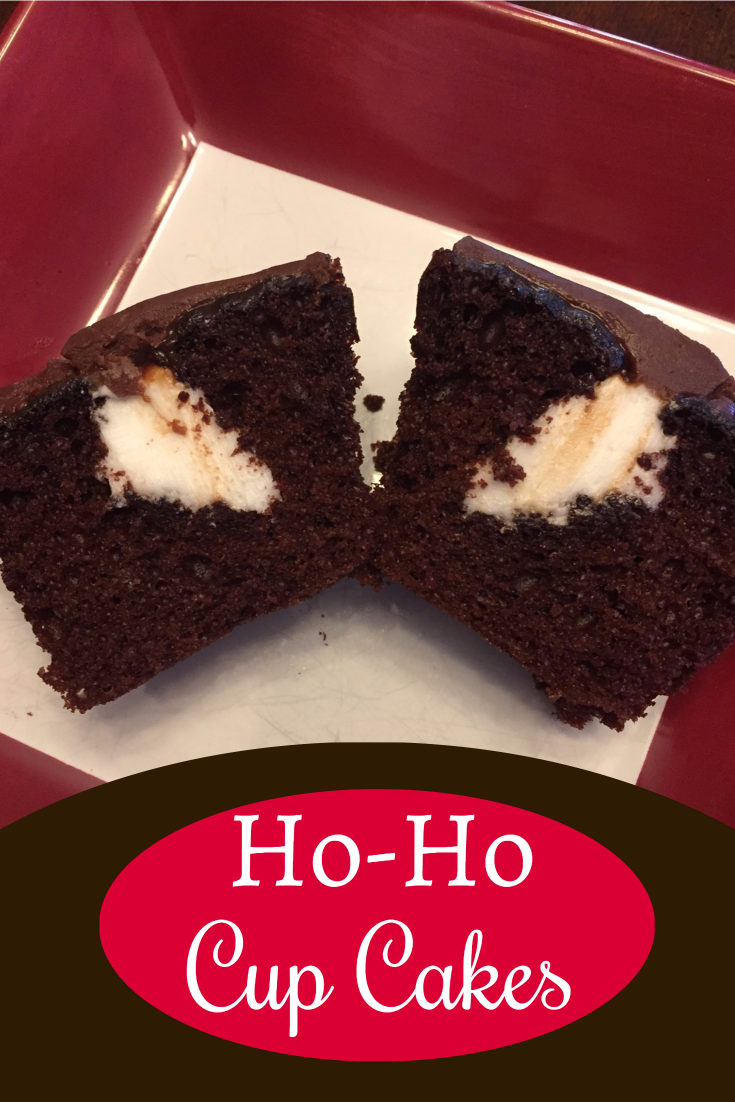 Ho-Ho Cupcake Recipe