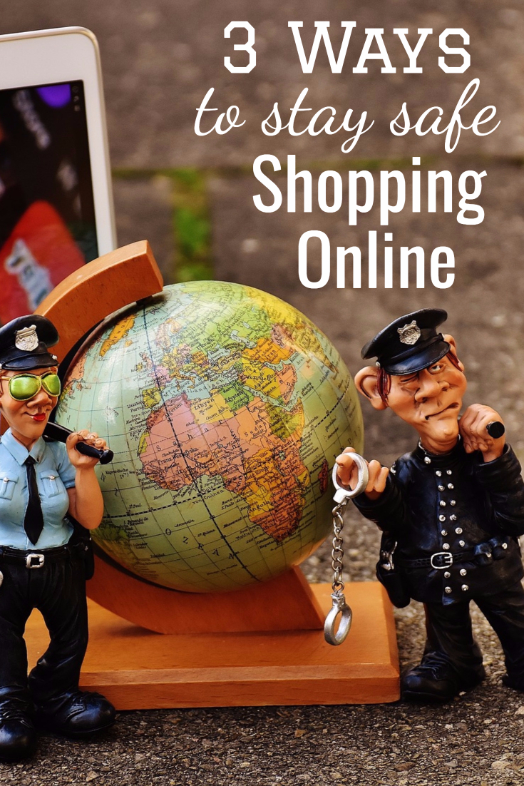 Identity Protection: 3 Ways To Stay Safe While Online Shopping
