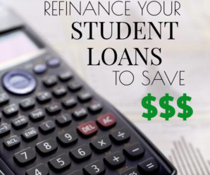 Refinance Student Loans To Save $$$