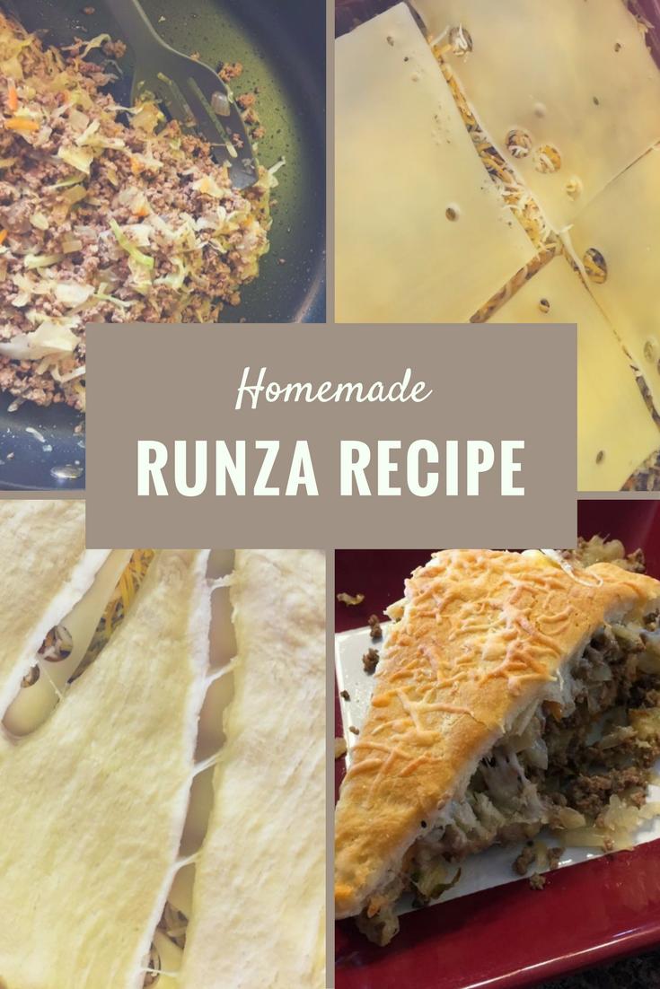 Homemade Runza Recipe