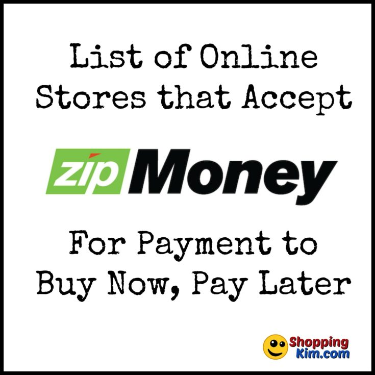 Online Stores That Accept ZipMoney