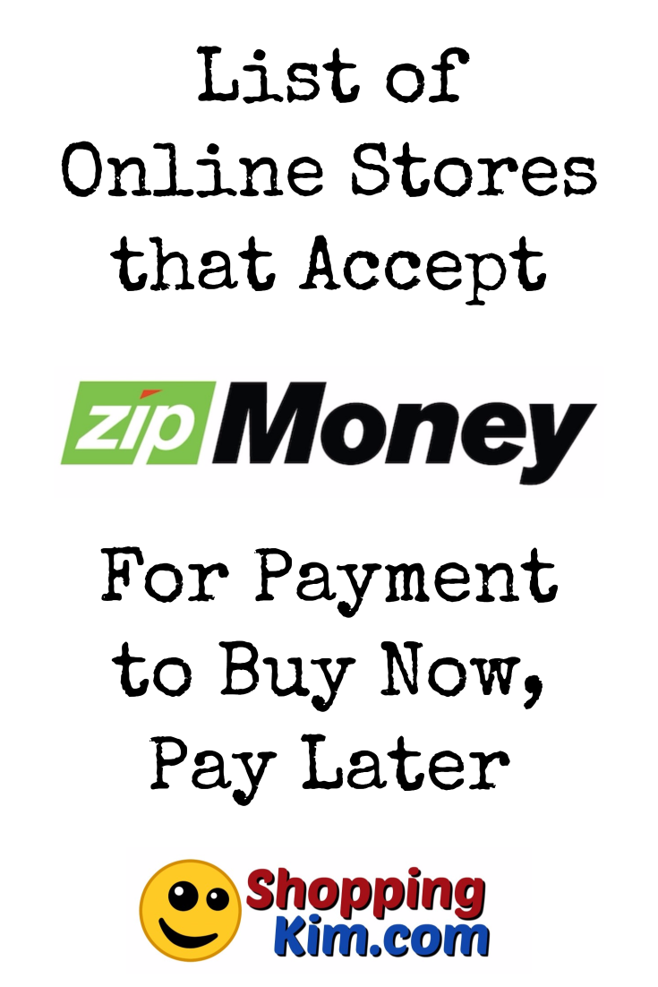 Online Stores That Accept ZipMoney To Buy Now, Pay Later