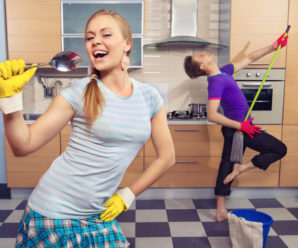 6 Cleaning Hacks to Save Time & Money