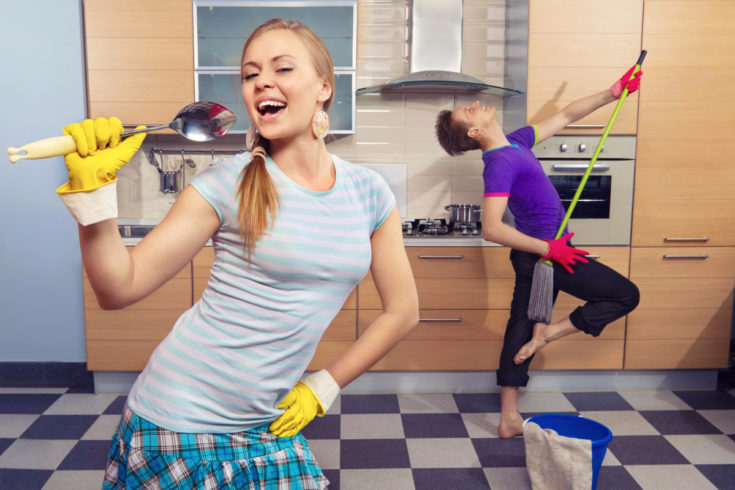 6 Cleaning Hacks to Save Time