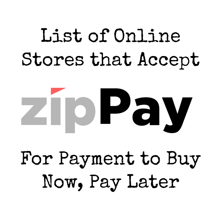 online stores that accept zippay to buy now pay later