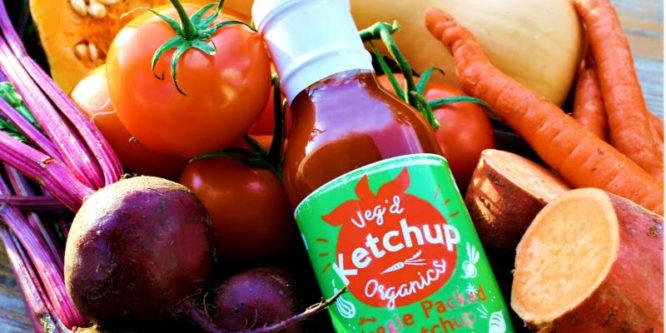 Veggie Packed Ketchup