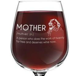 Perfect Gift for Mom: DuVino Wine Glasses