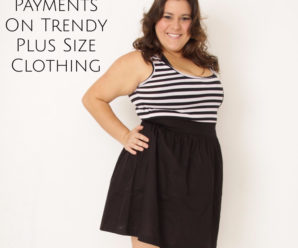 Buy Plus Sized Clothing Now, Pay Later