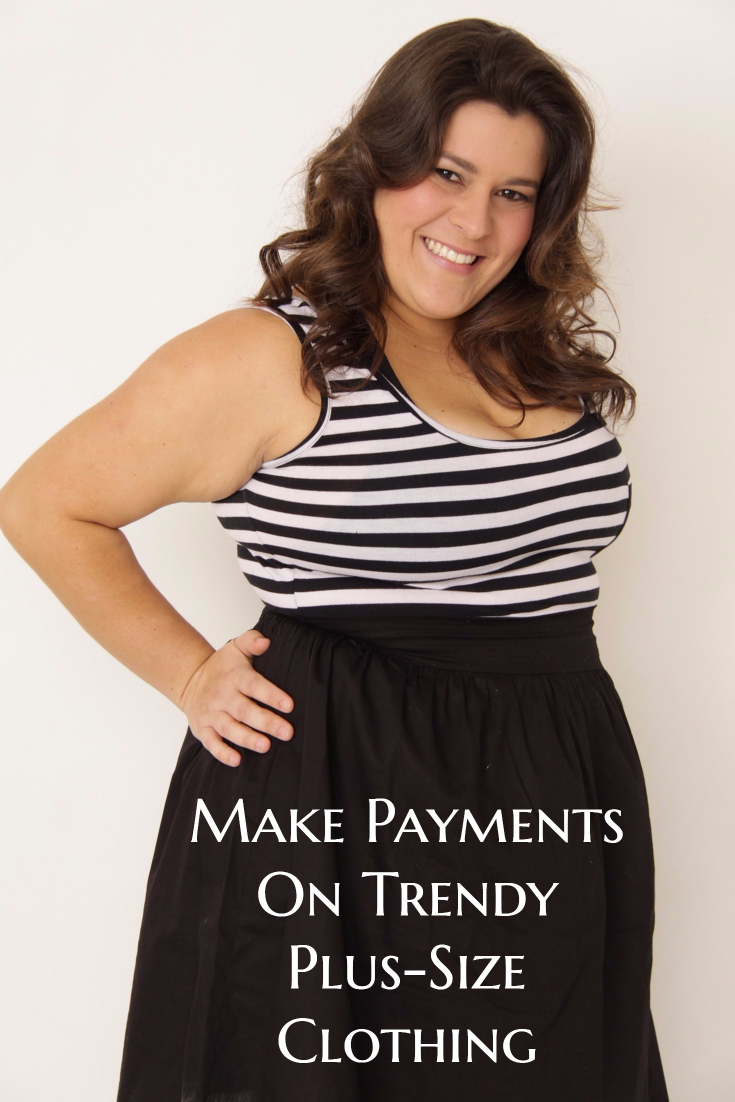 Make Payments On Trendy Plus Size Clothing