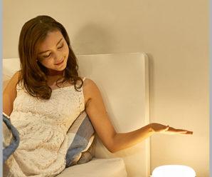 HAMSWAN Q5 Bedside Wireless Nightlight Review + Coupon