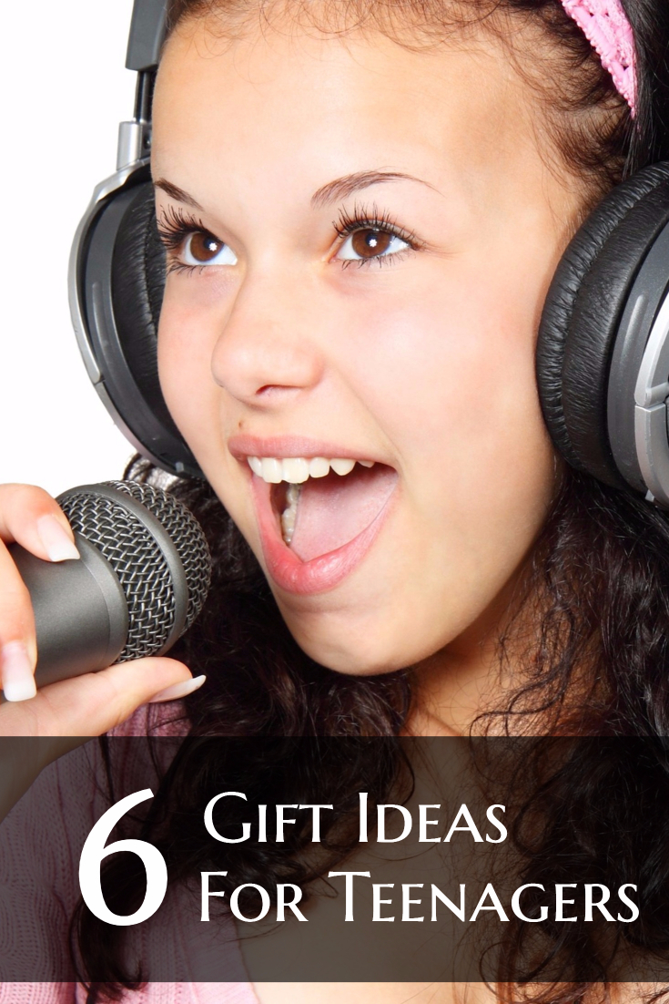 6 Gift Ideas For Teenagers
