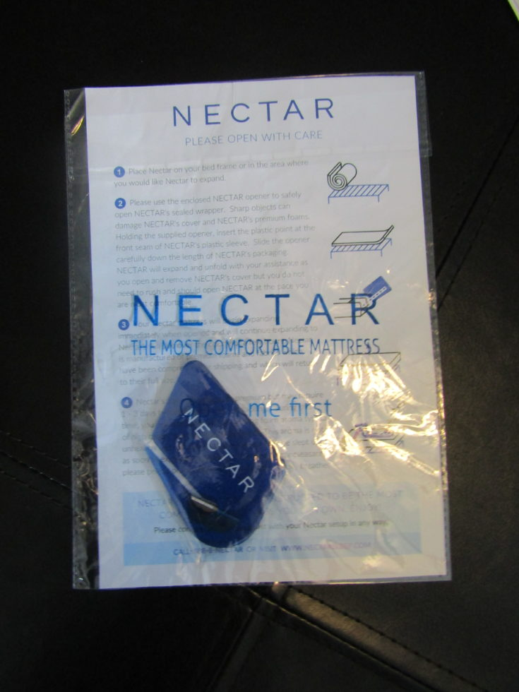 Nectar Mattress Instructions