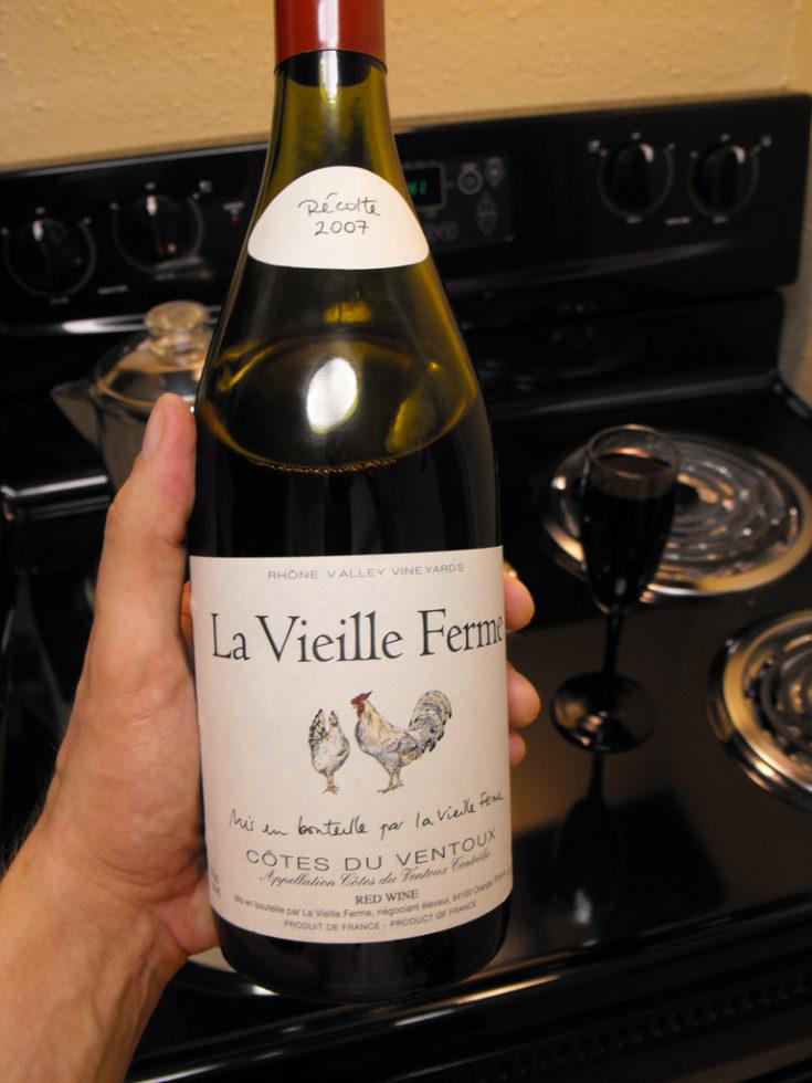 La Vieille Ferme Wine