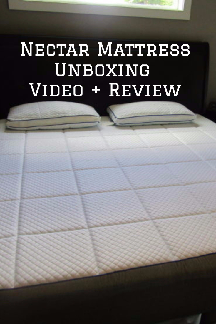 Nectar Mattress Unboxing  Video + Review
