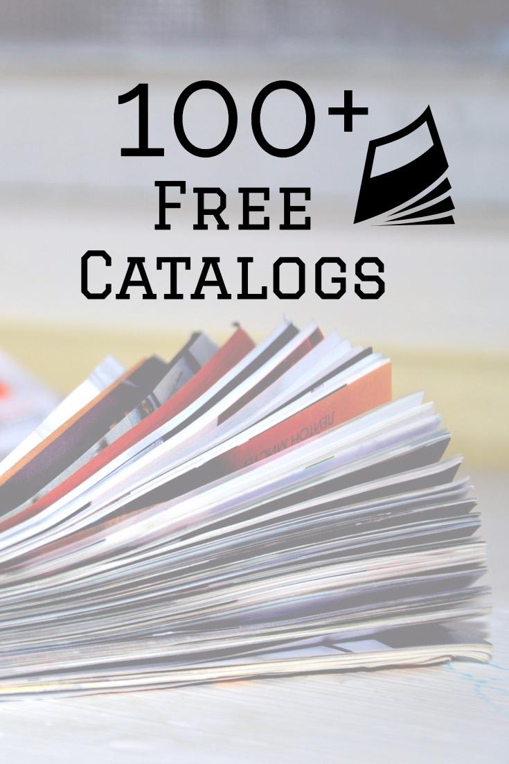 List of 100+ Free Catalogs