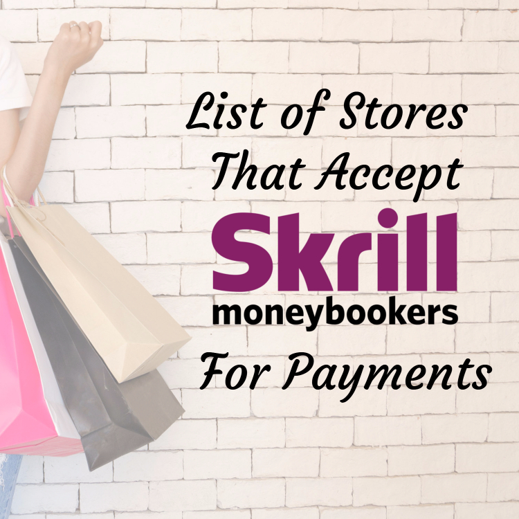Online Stores That Accept Skrill MoneyBookers For Payment.... : Shopping Kim - howlDb - photo#41