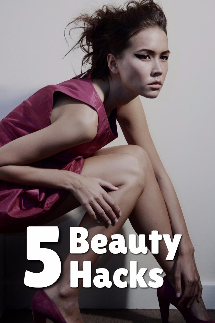 5 Beauty Hacks To Save You Money