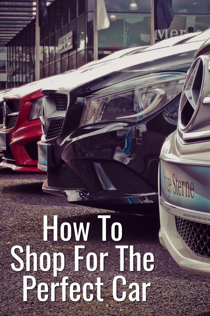 How To  Shop For The  Perfect Car