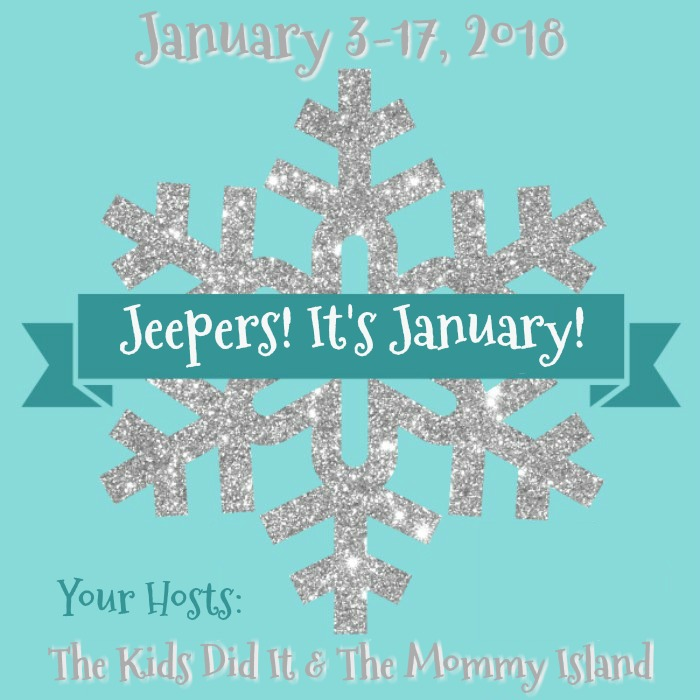 Jeepers! It's January!