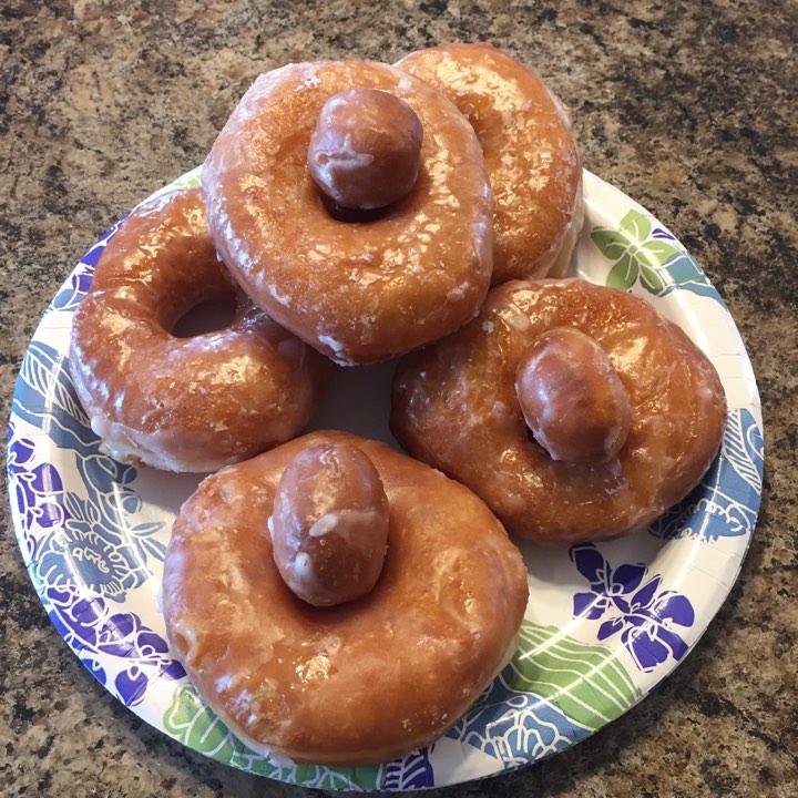 Blizzard Doughnuts Recipe