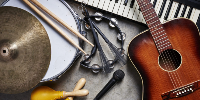 Buy Musical Instruments Now, Pay Later
