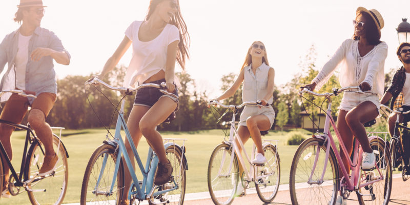 Buy Bicycles Now, Pay Later