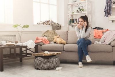 House cleaning tips when moving in