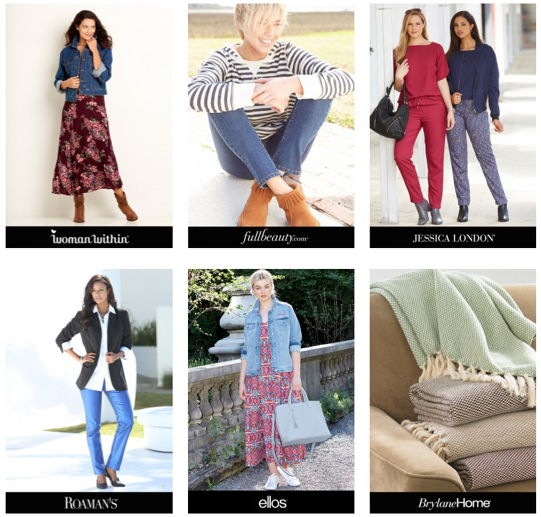 FULLBEAUTY Brands™ is the most trusted, comprehensive resource for plus-size women and men seeking fashion inspiration, style advice, and clothing tailored to their individual needs.