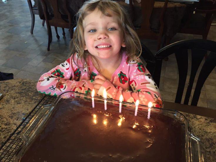 grace chocolate cake