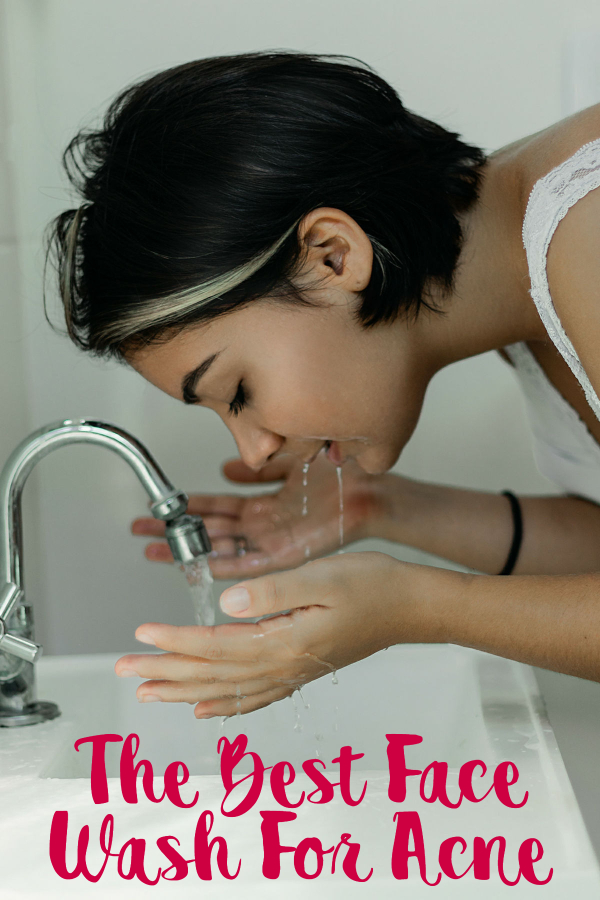 The Best Face Wash For Acne