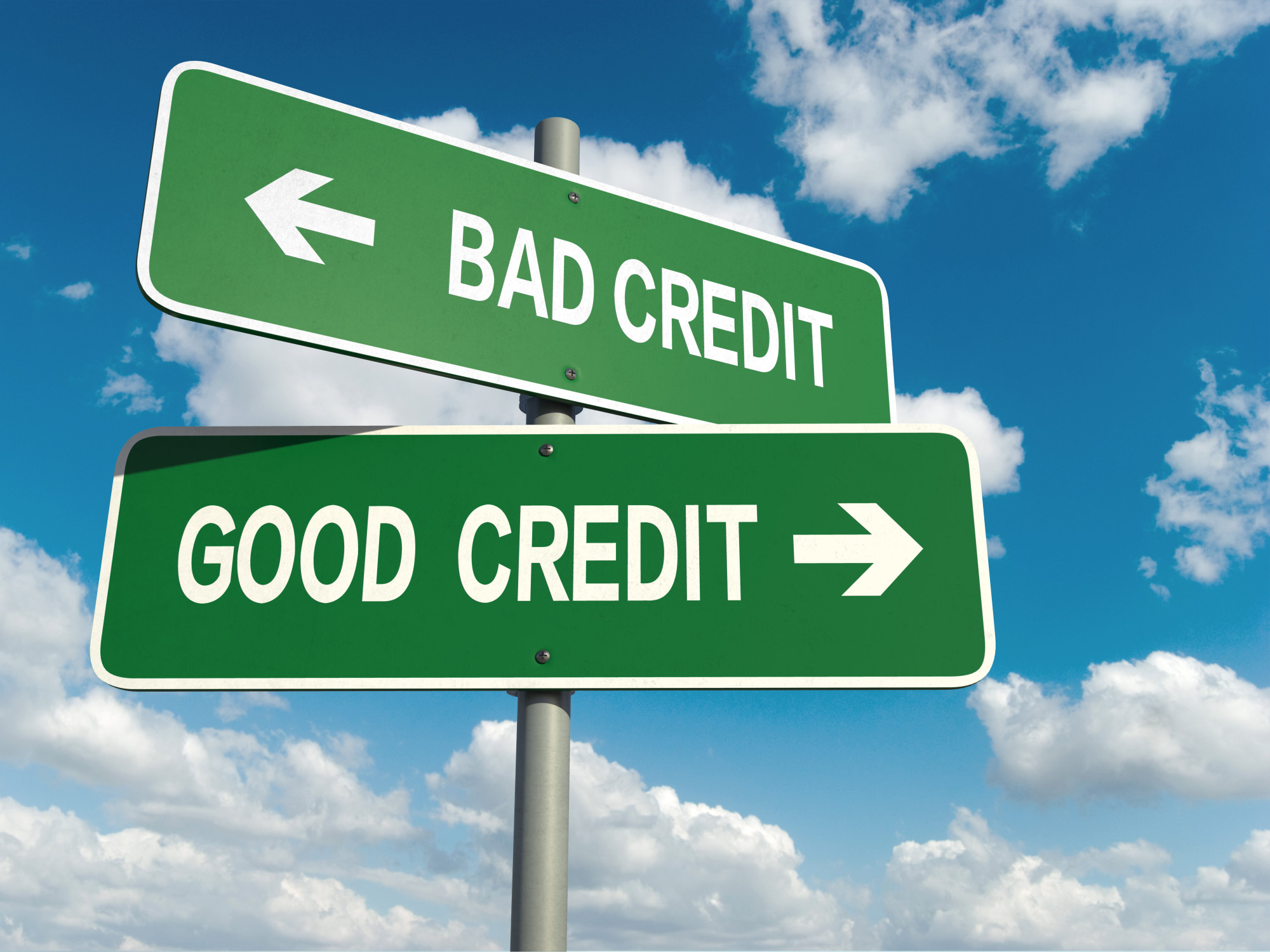 best way to rebuild credit