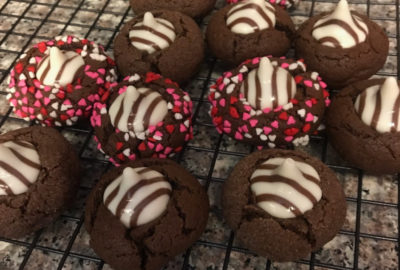 Chocolate Hugs Cookies Recipe